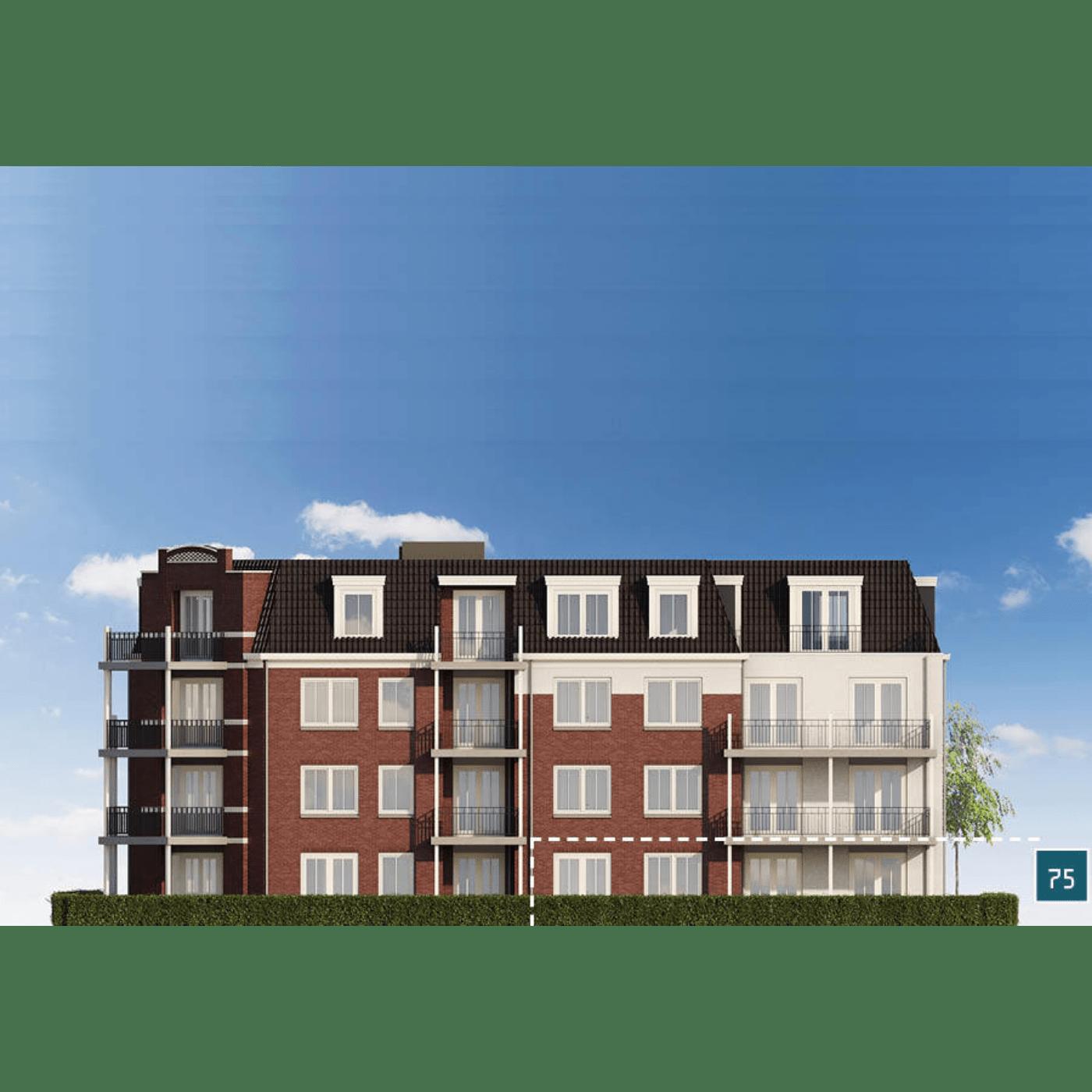 Huisdetail Appartementen 75