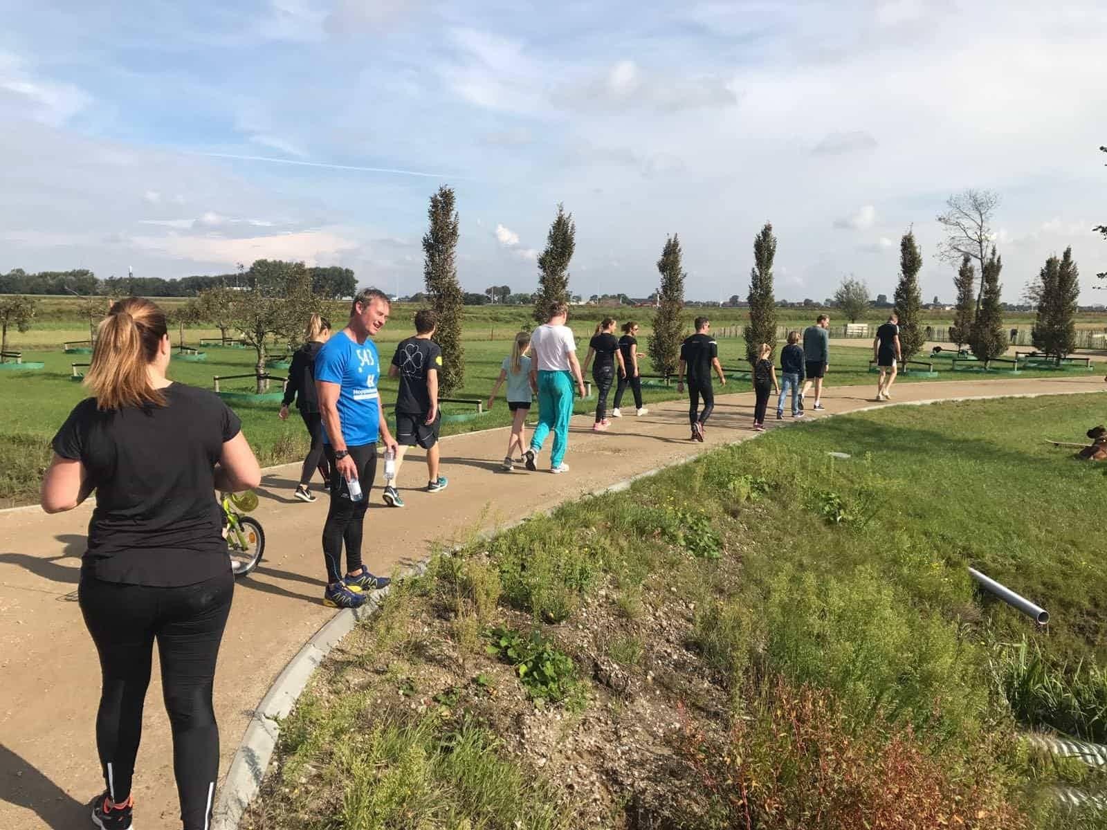 Bewegen In Wilgenrijk Met Buren Bootcamp2