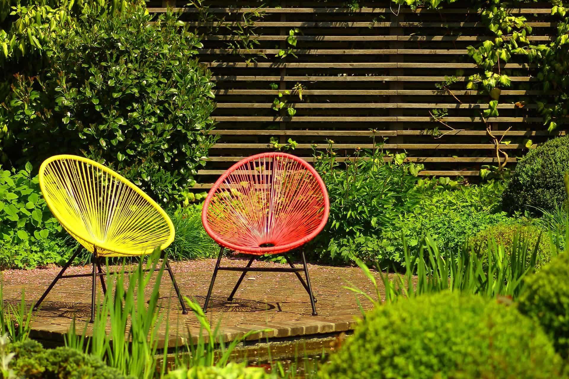 Een Levende Groene Tuin Vijf Tips1