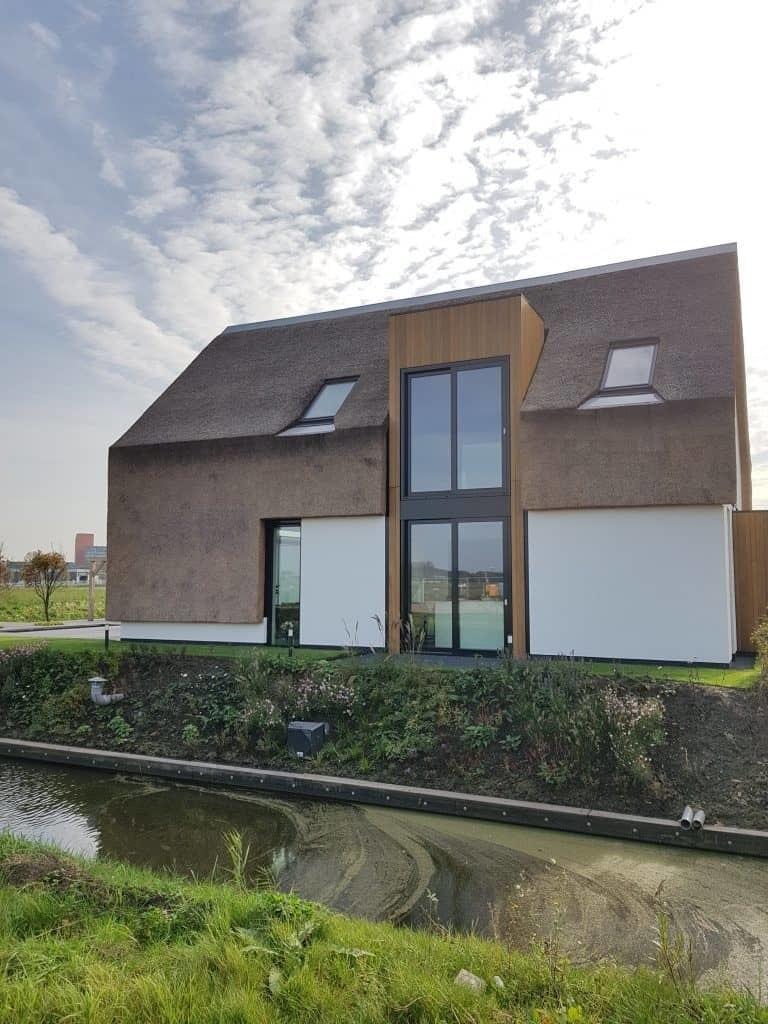 Een Oer Hollands Product Het Rieten Dak1