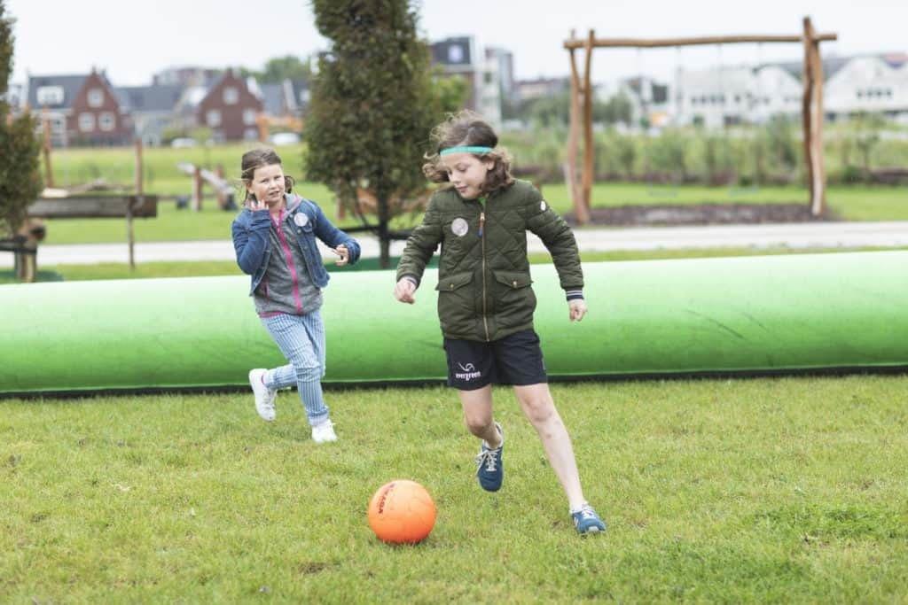 Sporten En Borrelen Tijdens De Wilgenrijk Burendago4
